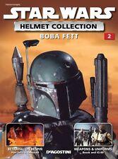 Star Wars Helmet Collection: Boba Fett, 1:5 Scale, Issue #2, DeAgostini