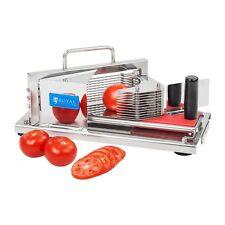 Edelstahl Tomatenschneider - 10 Klingen - 5,5 Mm - Gastro Gemüseschneider Neu