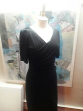 BODEN  BLACK DRESS UK 10 LONG