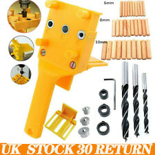 Woodworking Doweling Jig Drill Guide Wood Dowel Drill Hole Tool 6 8 10mm HOT