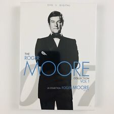 007 The Roger Moore Collection: Vol 1 - DVD Box Set James Bond