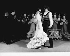 ANTONIO GADES 3 PHOTOS Flamenco Guitare Danse Théatre de France LIPNITZKI 60s