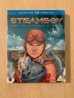 Steamboy Blu-ray/DVD (Slipcase) (Region B)