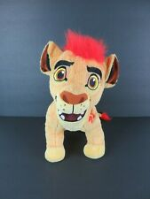 "Disney The Lion Guard Kion Cub Plush 12"" Stuffed Animal Talking with Sound Roars"