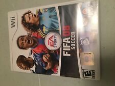 Fifa Soccer 08 Nintendo Wii Game