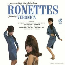 Ronettes - Presenting The Fabulous Ronettes vinyl LP NEW/SEALED