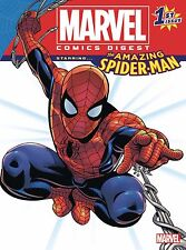 MARVEL COMICS DIGEST #1 JULY 2017 AMAZING SPIDER-MAN - FIRST ISSUE! FULL-COLOR