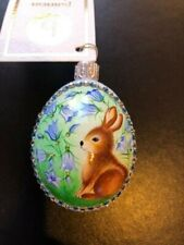 Patricia Breen Petit Egg Bluebell Bunny Egg 2020 - Sold Out - Restricted Qty