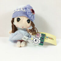 """A90 HWD Felwawa Anime Cloth Girl Doll Plush! 8"""" Stuffed Toy Lovey"""