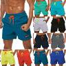 Men Swimming Boys Board Shorts Swim Shorts Trunks Swimwear Summer Beach Pants TS