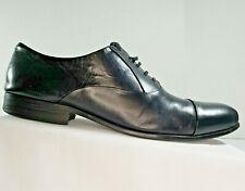 Kenneth Cole Shoes Chief Council LE Black Cap Toe Oxfords $148 Men's 11M