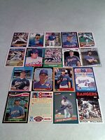 *****Mitch Willams*****  Lot of 50 cards.....ALL DIFFERENT