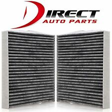 2 - CHARCOAL CABIN AIR FILTER For Toyota OE# 87139-YZZ08 / 87139-07010 /