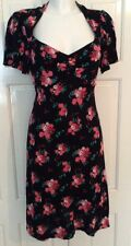 IMMACULATE OASIS FLORAL TUNIC TEA DRESS UK 10