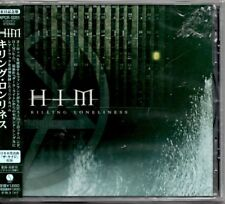 "HIM - ""KILLING LONELINESS""  (RARE JAPANESE 6 SONG MAXI-SINGLE BRAND NEW W/ OBI)"