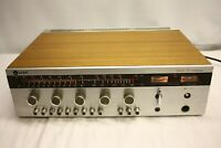 LEAK DELTA 75 AMPLIFIER AM FM RECEIVER VINTAGE MADE IN ENGLAND SPARE & REPAIR