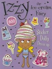 Izzy the Ice Cream Fairy Sticker Dolly Dress Up by Make Believe Ideas (2015,...