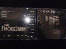 CD THE SMOKE DADDY BAND / FEATURING BILLY FLYNN / DEDICACE DE BILLY /