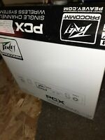 PEAVEY WIRELESS body pac-PCX V12 NEW OLD STOCK-NEW 299.00-sale $100.00