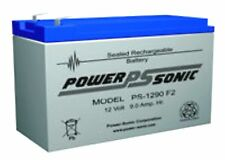 BATTERY FOR GS PORTALAC PX1272F 12V 9AH GREATER POWER NOW PS-1290F2   4 EACH