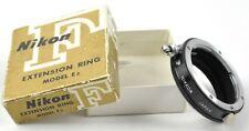 Nikon Extension Tube Ring Model E2 in Box  -  Japan