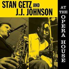 Stan Getz & J.J Johnson - At The Opera House (LP Vinyl) NEW/SEALED