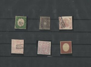 Italy - old valuable stamps !