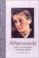 Afterwords: Letters on the Death of Virginia Woolf-ExLibrary