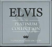 Elvis Presley - Platinum Collection / The Best Of / Greatest Hits 3CD NEW/SEALED