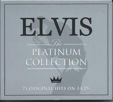 Elvis Presley - The Platinum Collection [Best Of / Greatest Hits] 3CD NEW/SEALED