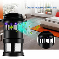 NEW Electrical Mosquito Killer Bug Zapper Pest Control With 8PCS UV LED Lights