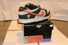 Nike Dunk Low Pro SB- Irelands -- NEW MINT IN BOX Size 10- COLLECTORS ITEM!