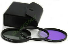 72mm Lens Filter Kit for CANON XH G1 XH A1 XL H1 XL2