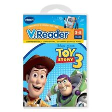 Vtech V.Reader Toy Story 3 Interactive E-Reading System Software
