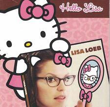 Hello Lisa by Lisa Loeb CD, Oct-2002, Artemis Records