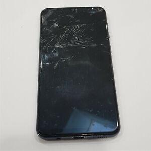 Unlocked Samsung Galaxy A50 SM-A505YN 64GB SOLD AS IS/ Crack Screen/ Working