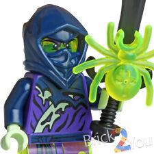 Lego Ninjago Ghost Ninja Spyder from 70738 Final Flight of Destiny's Bounty