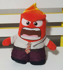 DISNEY PIXAR INSIDE OUT ANGER ELECTRONIC TOY SOFT TOY PLUSH TOY ABOUT 23CM TALL!