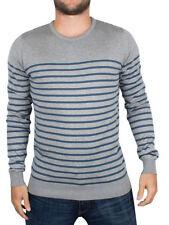 John Smedley Cotton Striped Jumpers & Cardigans for Men
