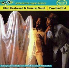 Clint Eastwood General Saint Two Bad DJ 1981 CD Reggae