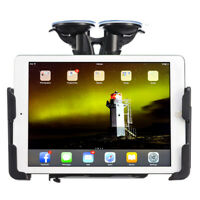 Dual Suction Car Van Windscreen Mount + Tablet Holder for Kindle Fire HDX 7