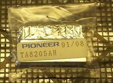 Toshiba 18W Dual Channel 17-Pin Bipolar Linear Audio Output IC TA8205AH NIB
