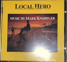 Local Hero (Soundtrack) CD Mark Knopfler Dire Straits Rare Vertigo West Germany