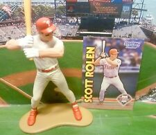 1999 Scott Rolen - Starting Lineup - Slu - Loose Figure & Card - Philadelphia