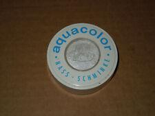 Kryolan Aquacolor Interferenz Professional Makeup SILVER (30ml / 1oz) 1142