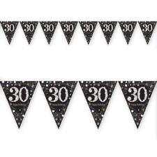 Pancartas y guirnaldas de fiesta Amscan cumpleaños de adulto