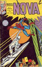 BD ! Nova N°21 ! Ed Lug ! octobre 1979 ! CBD 2