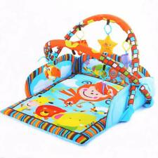 Vilobos Baby Game Pad Activity Center Blanket Infant Gym Floor Play Mat Fitness