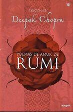 Poemas de Amor de Rumi (the Love Poems of Rumi) (Spanish Edition)-ExLibrary