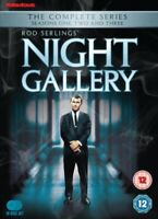 Neuf Nuit Galerie Saisons 1 Pour 3 Complet Collection DVD